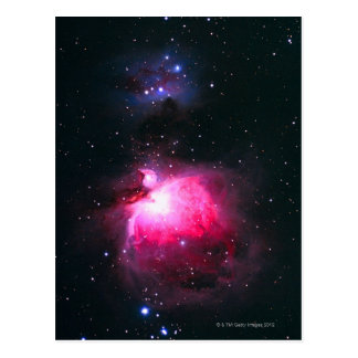 Orion Nebula 2 Postcard