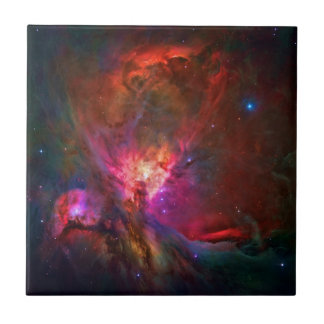 Orion Nebula and Trapezium Stars Tile
