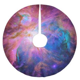 Orion Nebula Brushed Polyester Tree Skirt