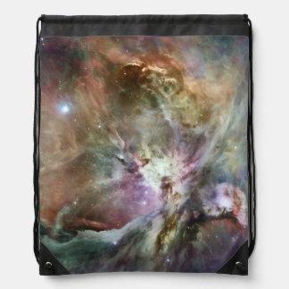 Orion Nebula Cinch Bags
