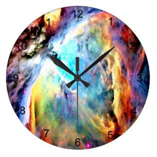 Orion Nebula Clocks