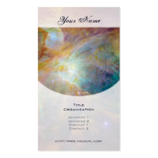 Orion Nebula Composite Pack Of Standard Business Cards