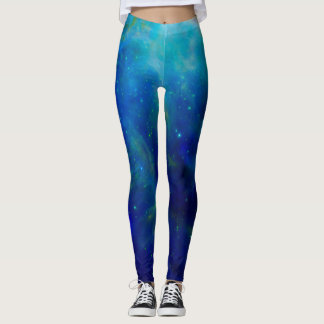 Orion Nebula cosmic galaxy space universe Leggings