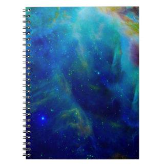 Orion Nebula cosmic galaxy space universe Notebooks