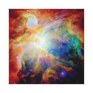 Orion Nebula Gallery Wrap Canvas