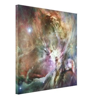 Orion Nebula Gallery Wrapped Canvas