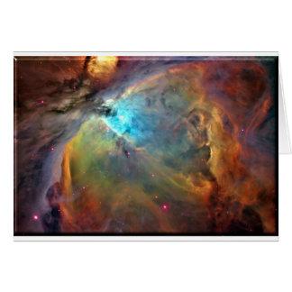 Orion Nebula Greeting Cards