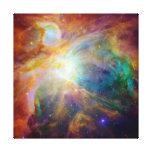 Orion Nebula (Hubble & Spitzer Telescopes)