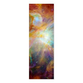 Orion Nebula (Hubble & Spitzer Telescopes) Business Cards