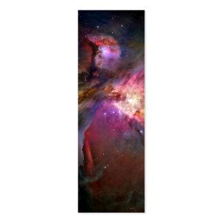 Orion Nebula (Hubble Telescope) Business Card