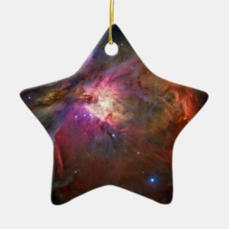 Orion Nebula (Hubble Telescope) Christmas Ornament
