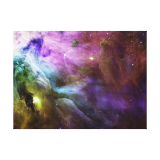 Orion Nebula in space Canvas Prints