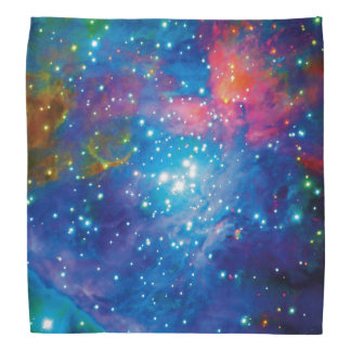 Orion Nebula Infrared Kerchief