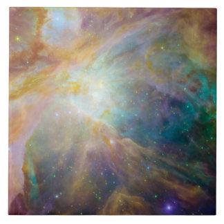 Orion nebula large square tile