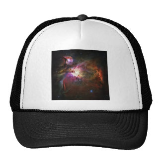 Orion Nebula Mesh Hats