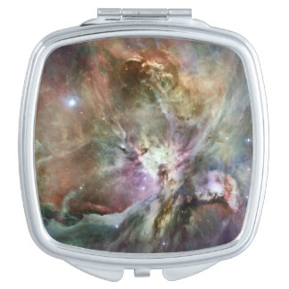 Orion Nebula Mirrors For Makeup
