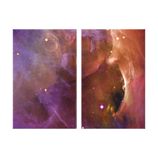 Orion Nebula NASA Thousands of stars Gallery Wrapped Canvas