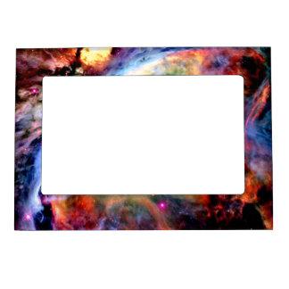 Orion Nebula Photo Frame Magnets