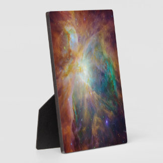 Orion Nebula Plaque