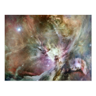 Orion Nebula Post Card