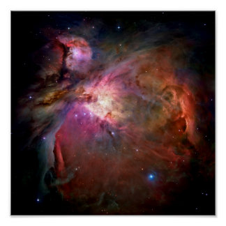Orion Nebula Posters