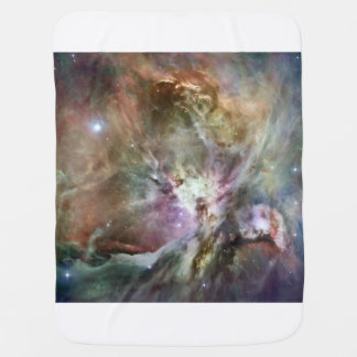 Orion Nebula Receiving Blanket
