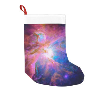 Orion Nebula Small Christmas Stocking
