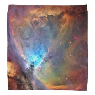 Orion Nebula Space Galaxy Bandana