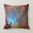 Orion Nebula Space Galaxy Cushion