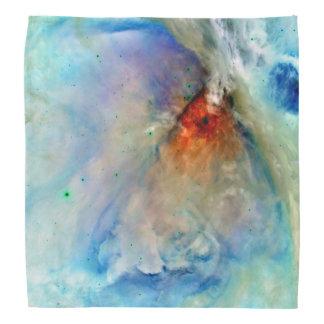 Orion Nebula Space Galaxy negative Bandana