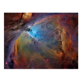 ORION NEBULA SPACE WONDERS STARS GALAXY UNIVERSE P POSTCARD