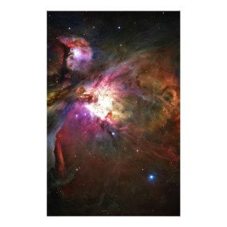Orion Nebula Stationery