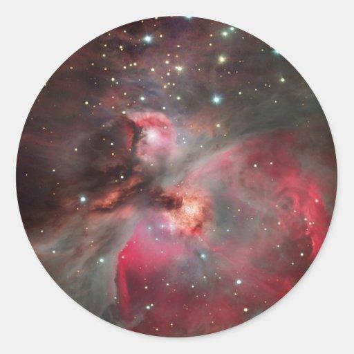 Orion Nebula Stickers