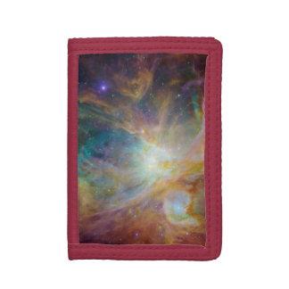 Orion Nebula Tri-fold Wallet