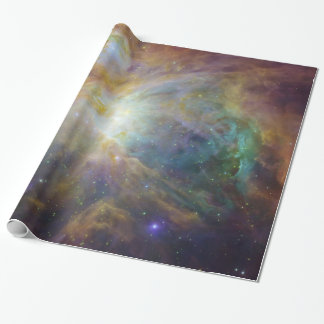 Orion Nebula Wrapping Paper