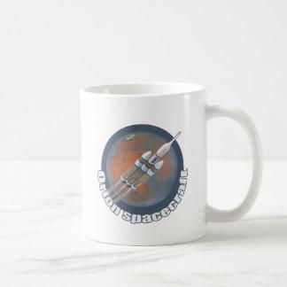 Orion Spacecraft Basic White Mug