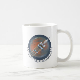 Orion Spacecraft Classic White Coffee Mug