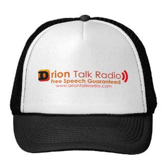 Orion Talk Radio Mesh Hats