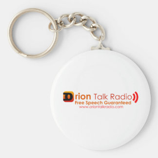 Orion Talk Radio Key Chain