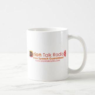 Orion Talk Radio Coffee Mug