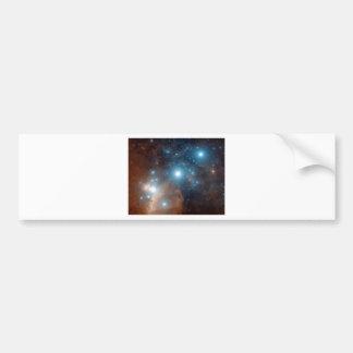 Orion's Belt Bumper Sticker