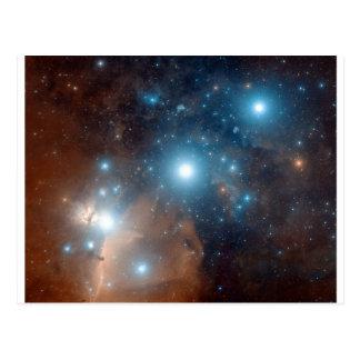 Orion's Belt Postcard