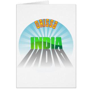 Orissa Stationery Note Card