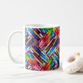 Orizuru Paper Crane Garlands Coffee Mug