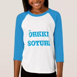 örkki  soturi - orc warrior in Finnish T-Shirt