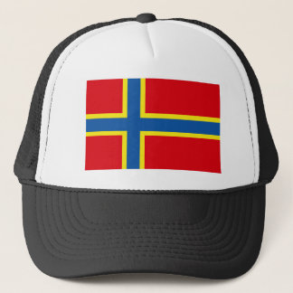 Orkney Flag Trucker Hat