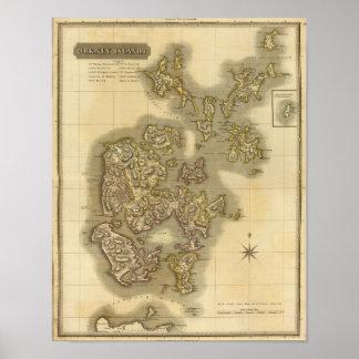 Orkney Islands Poster