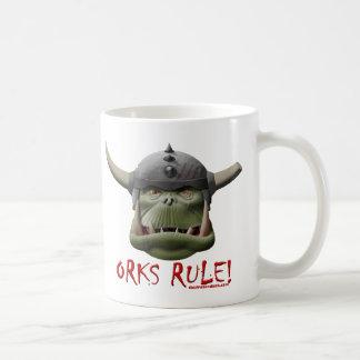 Orks Rule! Coffee Mug