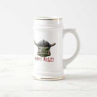 Orks Rule! Mugs