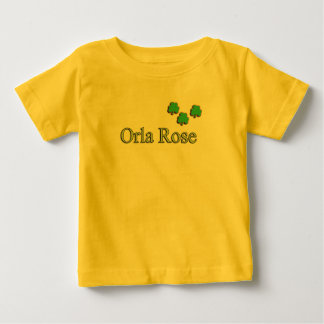 Orla Rose Baby T-Shirt